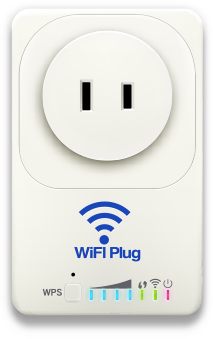 見守りコンセントWiFi-Plug(老人 見守り 家電)で、離れた場所にいるご家族とも繋がれる。